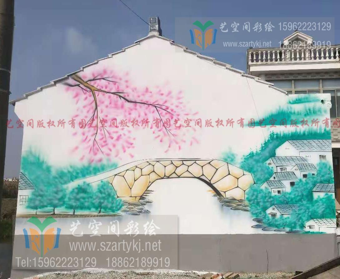 苏州3d彩绘价格,苏州墙绘,苏州文化墙