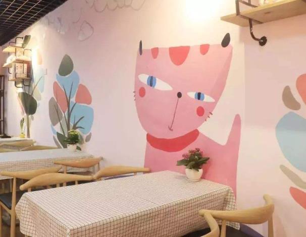 苏州墙体彩绘公司