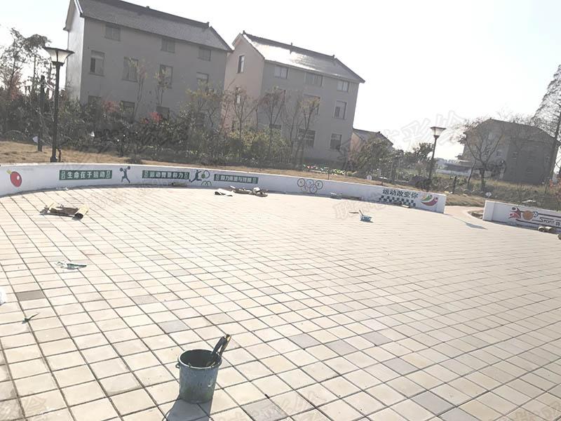 苏州喷画,苏州彩绘,苏州文化墙